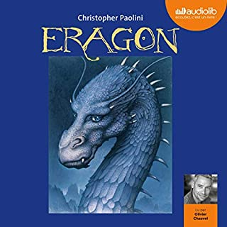 Couverture de Eragon 1