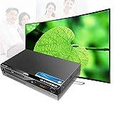 220V Home DVD BLU-Ray HD EVD DVD Player VCD CD Player Película para niños Poner el Juego Disc Reproductores de Discos PAL/NTSC/Auto