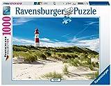 Ravensburger Puzzle 13967 - Sylt - 1000 Teile Puzzle für Erwachsene und Kinder ab 14 Jahren, Puzzle mit Strand-Motiv der Nordsee