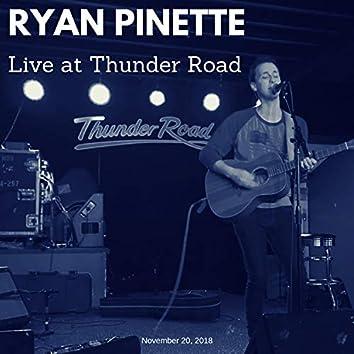 Live at Thunder Road