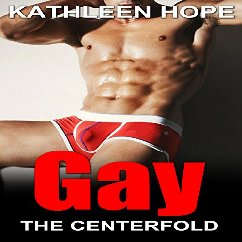 The Centerfold audiobook cover art