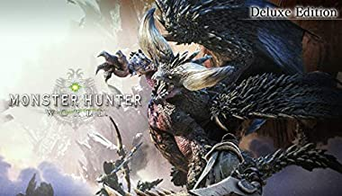 Monster Hunter: World - Deluxe Edition [Online Game Code]