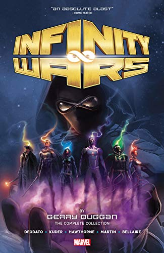 『Infinity Wars by Gerry Duggan: The Complete Collection (Infinity Wars (2018)) (English Edition)』のトップ画像