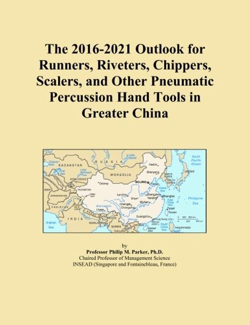 礼拝ダンス負荷The 2016-2021 Outlook for Runners, Riveters, Chippers, Scalers, and Other Pneumatic Percussion Hand Tools in Greater China