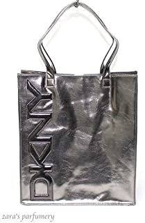 DKNY Silver Hand Bag, Large