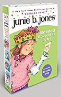 Junie B. Jones Second Boxed Set Ever!: Books 5-8