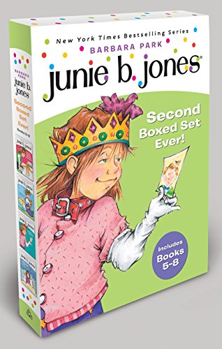 Junie B. Jones's Second Boxed Set Ever! (Books 5-8)