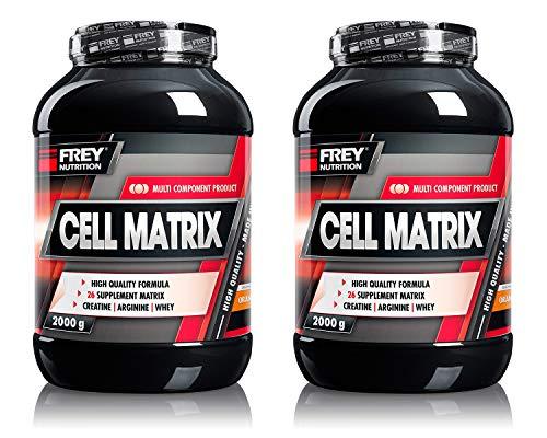 Frey Nutrition Cell Matrix 2 x 2000 g doos 2 stuks