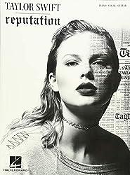 Taylor Swift Reputation: Piano-Vocal-Guitar