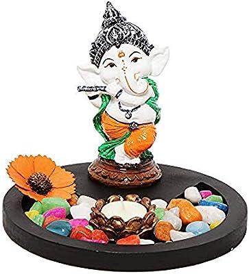 SN Handicrafts God Ganesh/Ganpati/Lord Ganesha Idol - Statue Gift Item Showpiece