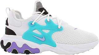 Nike React Presto [AV2605-101] Men Casual Shoes White/Night Maroon/US 11.0