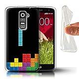 Stuff4 Phone Case for LG G2 Mini/D620 Retro Arcade Games