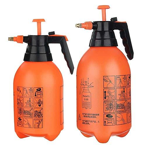 1L Botella de pulverización de jardín a presión Pulverizador químico Pulverizador de Mano Planta Flores Riego de riego Herramienta de pulverizador
