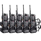 Best Gmrs Radios - Baofeng Long Range Two Way Radios 10 Pack Review