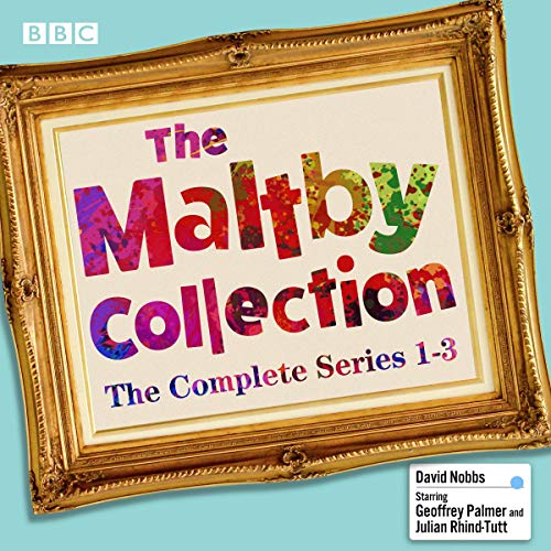The Maltby Collection: The Complete Series 1-3 cover art
