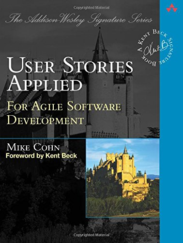 User Stories Applied: For Agile ...