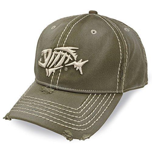 G. Loomis A-Flex Distressed Hat - Khaki- S/M by G. Loomis