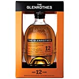 The Glenrothes 12 Años Single Malt Whisky Escoces, 40% - 700 ml