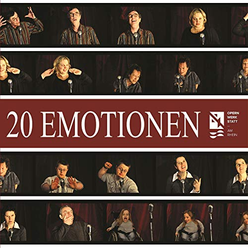 20 Emotionen  By  cover art