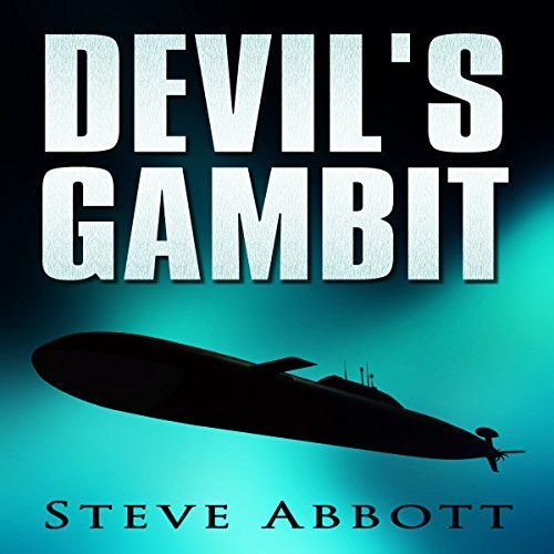 Devil's Gambit audiobook cover art