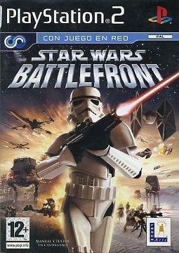 STAR WARS BATTLEFRONT PS2 PlayStation 2