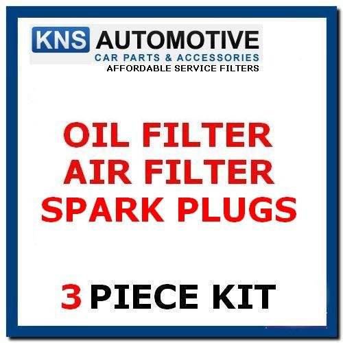 A4 1.6,1.8 (97 – 00) Plugs, Air & oil filter Service kit