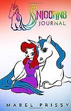 UNICORNS JOURNAL: Journal and Notebook for Girls - Ideas Unicorn Sketchbook & Journal