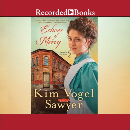 Echoes of Mercy audiobook cover art