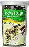 JFC Wasabi Furikake Rice Seasoning, 1.7 Ounce