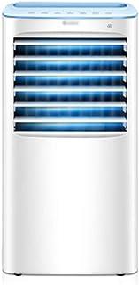 Climatizadores evaporativos Climatizador Evaporativo Climatizador Calefactor De Aire Calient Acondicionador Ventilador Aire Frio De Aire (Color : Blanco, Size : 35 * 29 * 76cm)