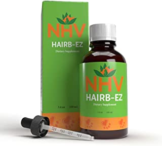 NHV Natural Hairball Remedy for Cat and Dog Hairballs Hairb-ez