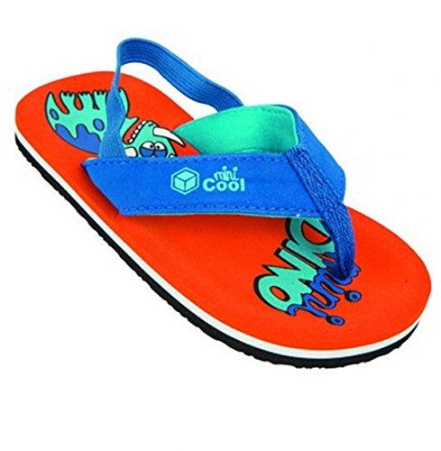 Cool Shoe Badelatschen Cool Shoe Kinder MINI DINO orange 25/26
