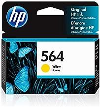 HP 564 | Ink Cartridge | Yellow | CB320WN