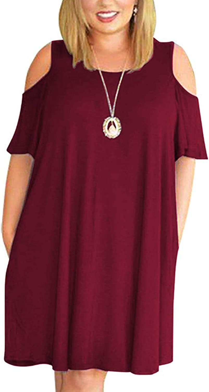 Kancystore Women's Causal Long Sleeve Button Midi Pencil Dress with Belt