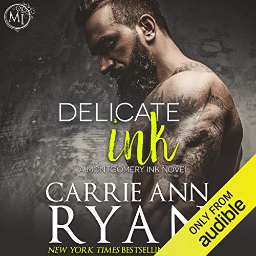 Delicate Ink (Montgomery Ink) cover art