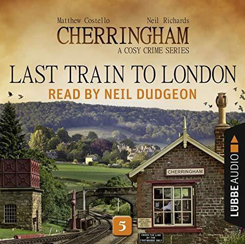 Last Train to London cover art