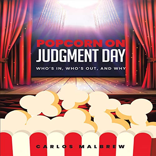 Couverture de Popcorn on Judgment Day