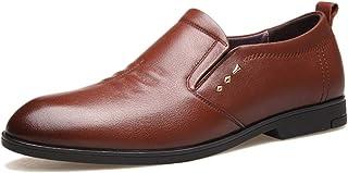 ウォーキングシューズ 紳士靴 革靴 ビジネスシューズ メンズ リーガル 疲れにくい 通気性抜群 防水 滑りにくい加工 耐久性 ブラック ブラウン 茶色 美脚 型押し 男性 キレイめ 冠婚葬祭 結婚式 両色 24cm-27cm