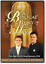 THE BIBLICAL STORY OF THE MASS W: EWTN 4-DISC DVD