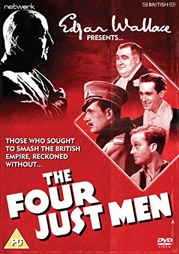 Photo of The Four Just Men [DVD]