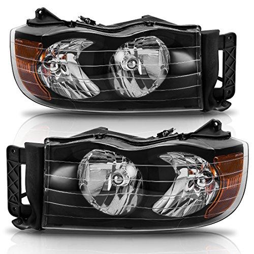 04 ram halo headlights - 9