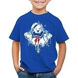 style3 Stay Puft Hombre de Malvavisco Camiseta para Niños T-Shirt Cazafantasmas azucarillo,...