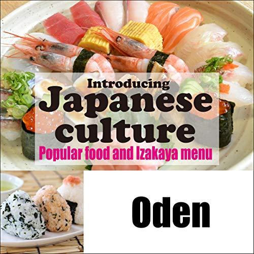 『Introducing Japanese culture -Popular food and Izakaya menu- Oden』のカバーアート