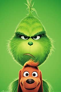GB Eye Limited The Grinch & Max Movie Cool Wall Decor Art Print Poster 24x36
