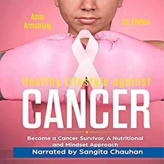 Healthy Lifestile Against Cancer, First Edition cover art