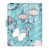 Immagine 1 shagwear piccolo portafoglio multicolore farfalla