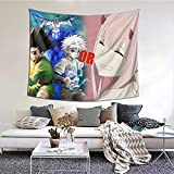 Lucky Bag Randomly Sent Hunter Or Darling in The Ditf Franxx Tapestry Wall Hanging Colorful Blanket for Room Bedroom Dorm Decorations 60x51 in