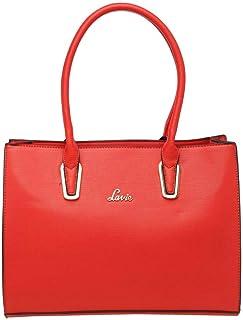 Lavie Ketamine Lg Satchel Women's Handbag (Red)