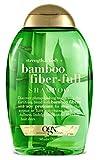 Ogx Shampoo Bamboo Fiber-Full 13 Ounce (384ml) (3 Pack)