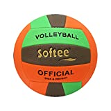 Balon VOLEY Softee Elite - Color Verde